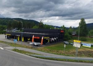 Mjøsbil Dokka