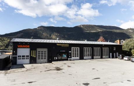Fasade Fåvang
